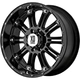 xd series 18 - XD Series by KMC Wheels XD795 Hoss Gloss Black Wheel With Clearcoat (18x9