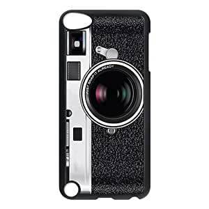 iPod 5 Case,Camera Hard Snap-On Cover Case for iPod Touch 5, 5G (5th Generation)