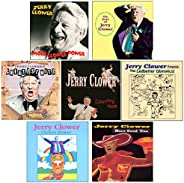 JERRY CLOWER * 7 Different NEW CD's * Collection of 117 Original Sto