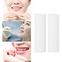 Ortesis invisible, 2pcs silicona orgánica, dientes de ortodoncia