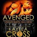 Avenged Audiobook by Kaylea Cross Narrated by Jeffrey Kafer