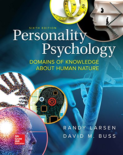 Loose Leaf for Personality Psychology: Domains of Knowledge About Human Nature