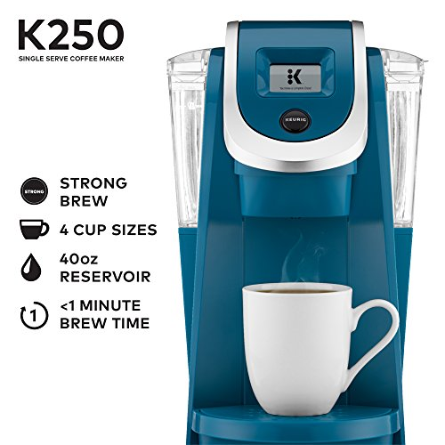 Buy blue coffee makers