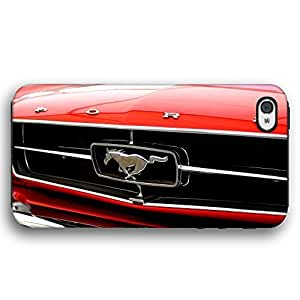 Black Horse with Black Mane in Gear For Samsung Galaxy S3 Cover Slim Phone Case
