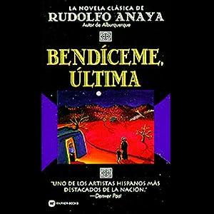 Bendiceme, Ultima Audiobook