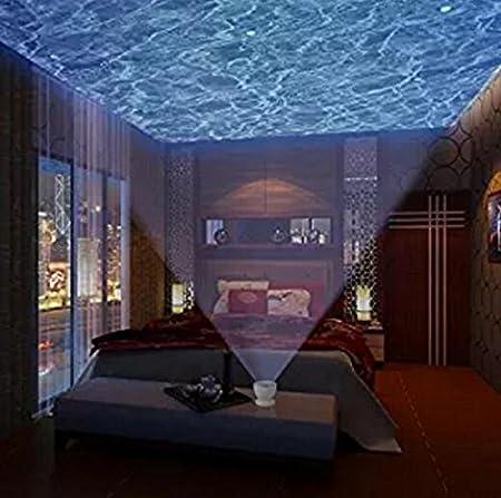 Liquid luz proyector LED juguete sensorial Calmante autismo Relax ...