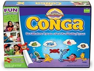 Cranium Conga: Amazon.es: Juguetes y juegos