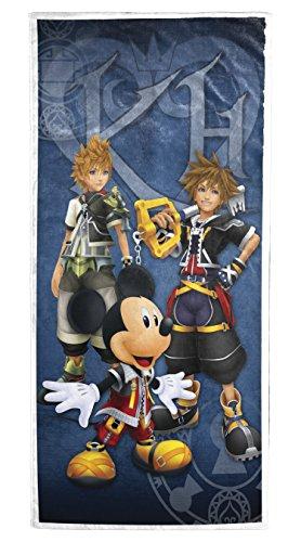 Disney Kingdom Hearts Metal Soft Cotton 28