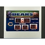 NFL Scoreboard Desk & Alarm Clocks