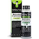 SHILLS Brightening and Pore Control Toner- Remove Acne, Blackheads and Blemishes. Cleanse Skin 100ML