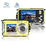 Best Waterproof Cameras - Underwater Camera Full Hd 1080P Waterproof Digital Camera Review