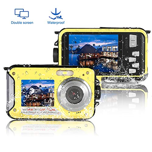 Best Underwater Digital Camera For Diving - 1