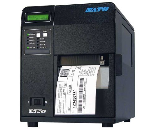 (Sato M84Pro(2) Network Thermal Label Printer,ETHERNET,203DPI 4.1