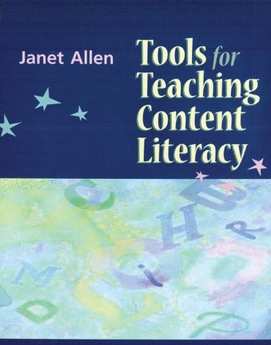 (Tools for Teaching Content Literacy)