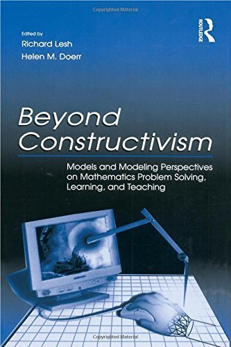 Beyond Constructivism: Models and Modeling Perspectives on Mathematics Problem Solving, Learning, and Teaching by Richard A. Lesh (2003-05-01)