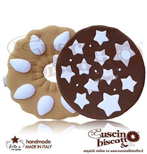 Cojín de galleta Bundle: Cielo de azúcar + guirnalda: Amazon ...