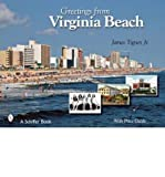 Front cover for the book Greetings from Virginia Beach by James Tigner
