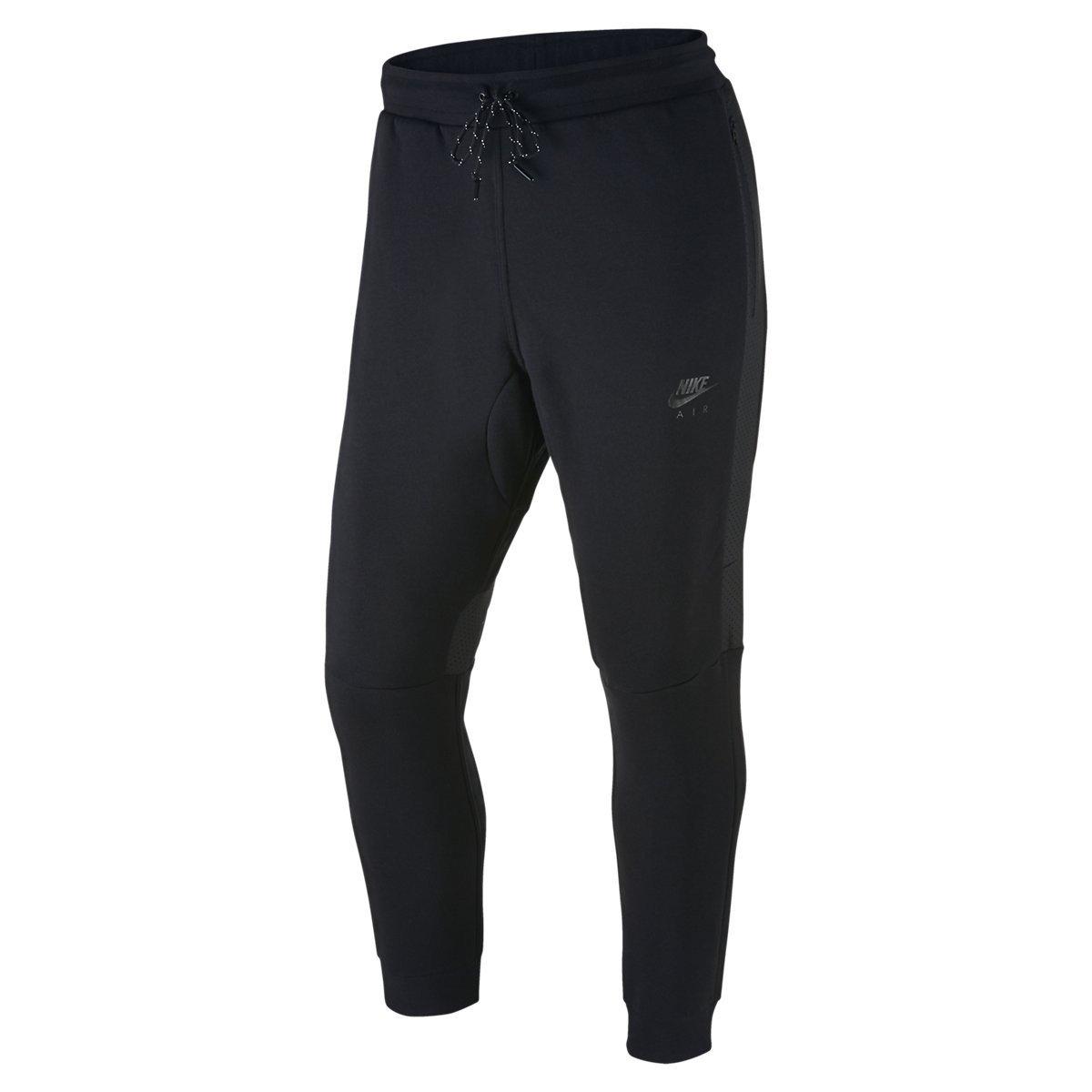bfce7a869dbc3 Amazon.com: Nike Air Hybrid Mens Joggers Black/Black: Sports & Outdoors