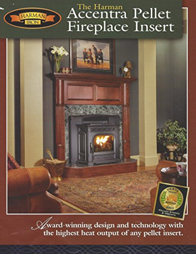 Accentra Pellet Fireplace