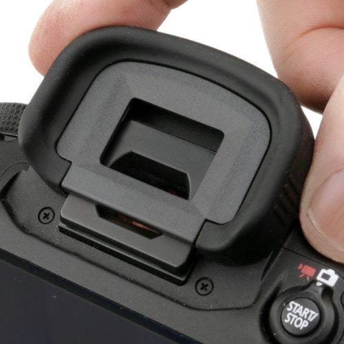 Vello EPC-EG Eyepiece for Select Canon Cameras(3 Pack)