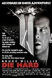 Die Hard Movie Poster 61cm x 91cm 24inx36in