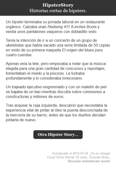 Amazon.com: HipsterStory: Appstore for Android
