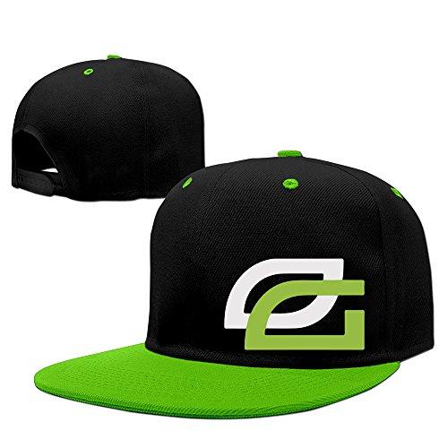 MLG-Optic-Gaming-Logo-Contrast-Color-Snapback-Hat-KellyGreen