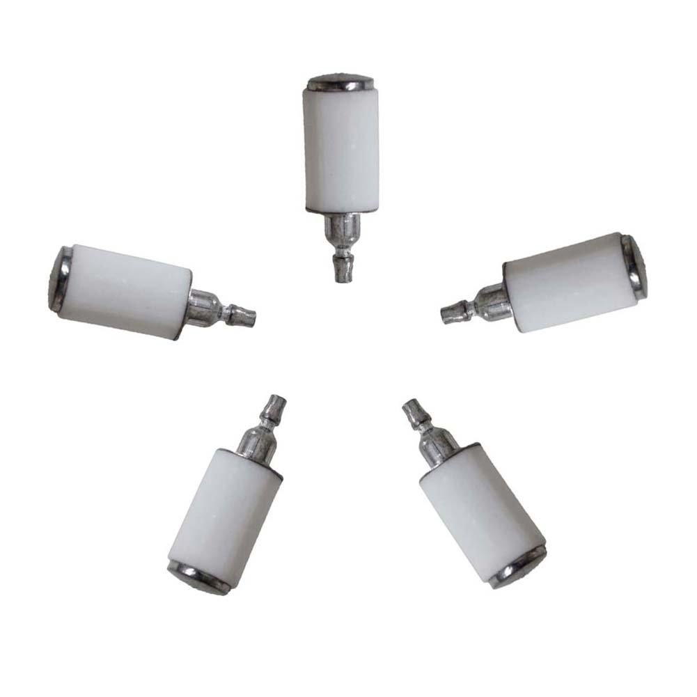 New Pack of 5 Fuel Filter fit for Poulan Chainsaw 2050 2150 2375 Weedeater Craftsman Trimmer Chainsaw Blower # 530095646 ZY 00487