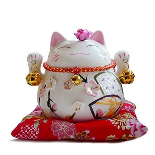 Lucky Cat Bank - 4.5