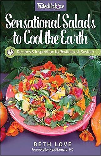Book Sensational Salads to Cool the Earth (Tastes Like Love)