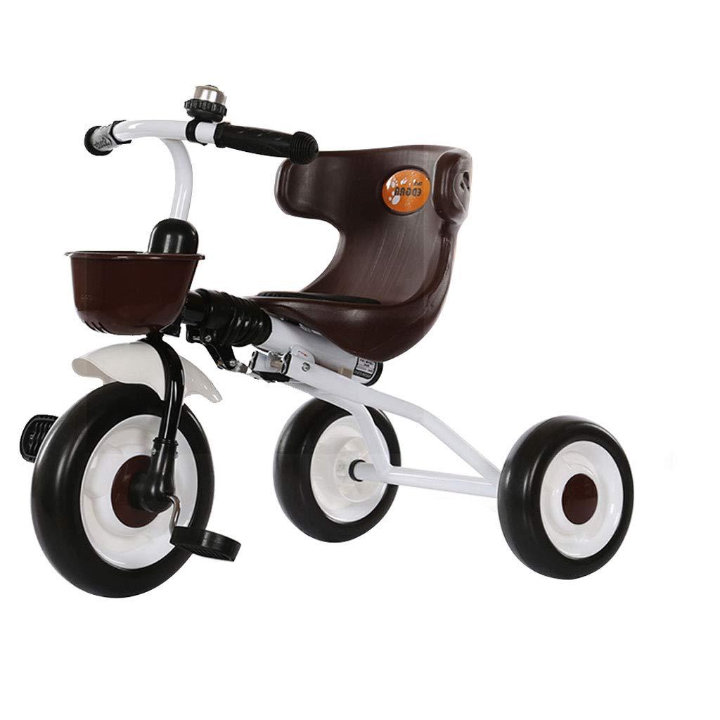 Dreirad der Kinder, faltendes Fahrrad