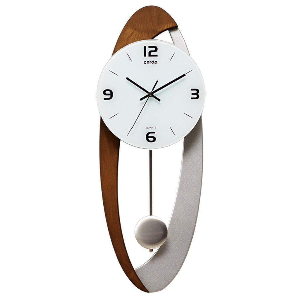 時計の壁時計/リビングルームの時計現代的なヨーロッパのクリエイティブウォールクロックアーティスト/シンプルなファッション性格のミュート時計 ( 色 : B , サイズ さいず : Diameter25.5CM ) B07BVZ33S1 Diameter25.5CM B B Diameter25.5CM