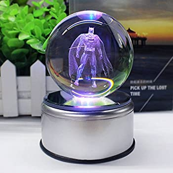 Bat Led Wall Light Colorful Mirror Light Remote Control Projection Night Light Suitable For