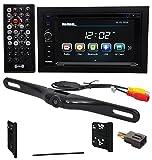 00-10 Ford F-650/750 DVD/CD/AM/FM Receiver Player Monitor w/ Bluetooth+Camera