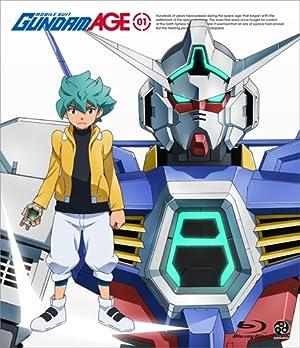 機動戦士ガンダムAGE DVD