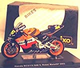 Ixo 1/24 Valentino Rossi #46 Team Honda Repsol Honda RC211V: 2003 MotoGP
