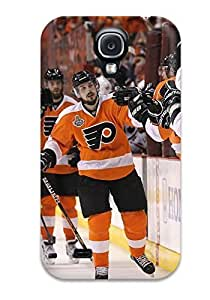 Best philadelphia flyers (57) NHL Sports & Colleges fashionable Samsung Galaxy S4 cases