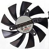PLA09215B12H DC 12V 0.55A 4Pin For Msi N460GTX N560GTX 570 580GTX HD6870 Graphics Video Card Fans (1 Pcs)