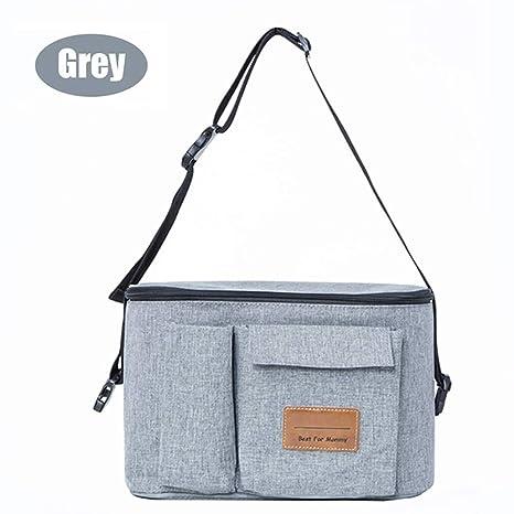 Bolsa de pañales para bebé cambiador de pañales, mochila ...