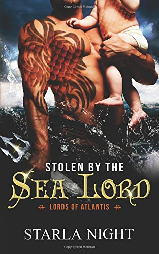 Stolen by the Sea Lord (Lords of Atlantis) (Volume 4)