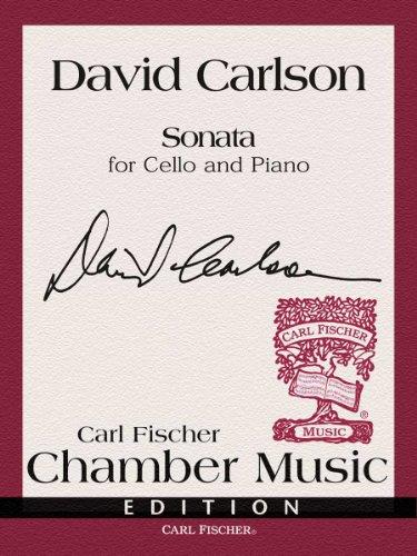 Sonata For Cello And Piano - English Cello Sonatas