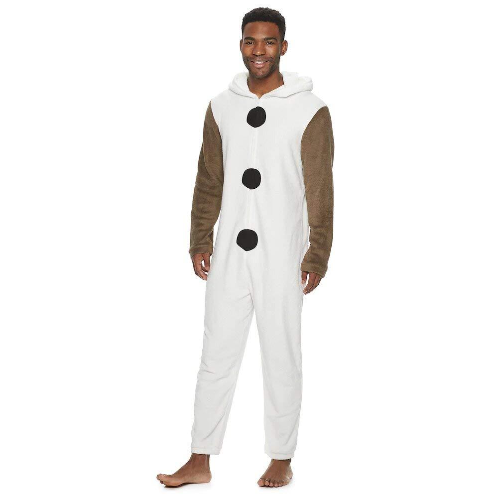 Amazon.com: Disney Frozen Olaf 2 - Traje para hombre: Clothing