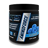 AMINOFORCE Essential Amino Acid Formula – Blue Raspberry, 30 Servings