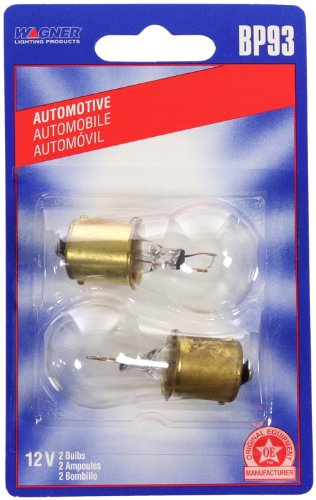 Gmc Bermuda Yukon (Wagner Lighting BP93 Miniature Bulb - Card of 2)