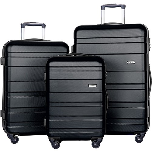 Merax-Afuture-20-24-28-inch-Luggage-Lightweight-Spinner-Suitcase