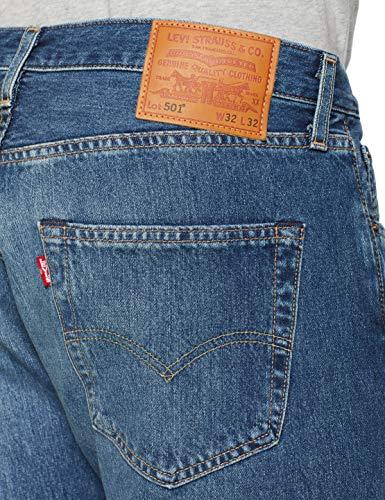 2700 Fit Bleu Original bubbles 501 Homme St Jeans Levi's x8FOq8w