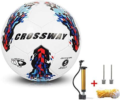 Balón de fútbol de la Copa Europea de la Isla de la Nieve con el ...