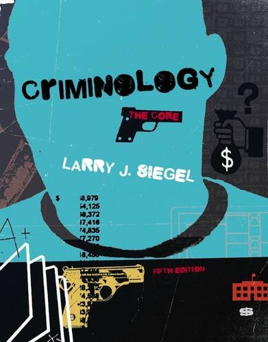 Criminology:The Core