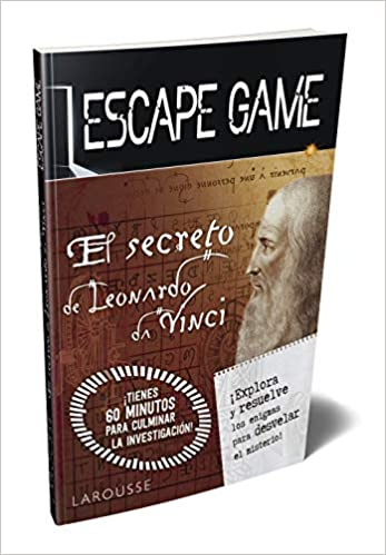 Amazon Fr Escape Game El Secreto De Leonardo Da Vinci