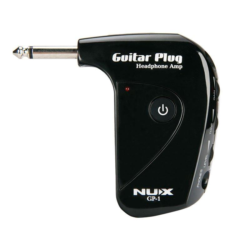 Nux GP Conector de guitarra para amplificador o auriculares